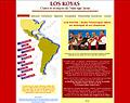 Musique latino-américaine, musique des Andes et folklore d'Amérique latine par Los Koyas.