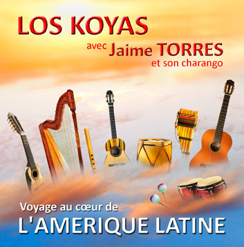 Voyage musical à travers l'Amérique latine.